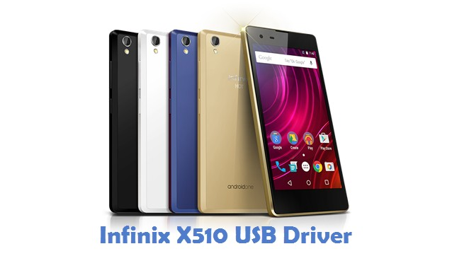 Infinix X510 USB Driver
