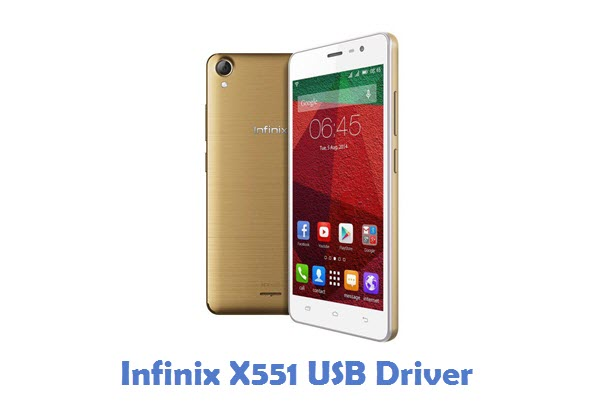 Download Infinix X551 USB Driver | All USB Drivers