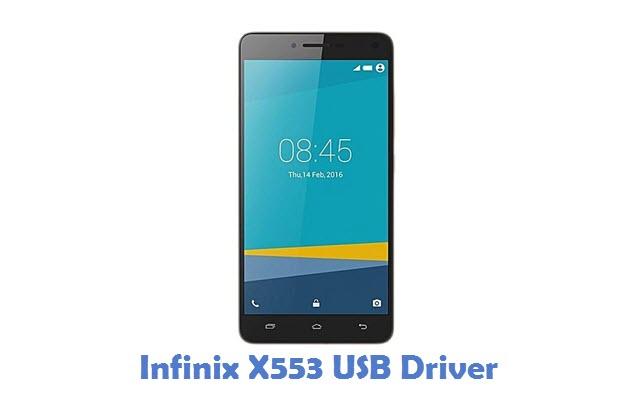 Infinix X553 USB Driver
