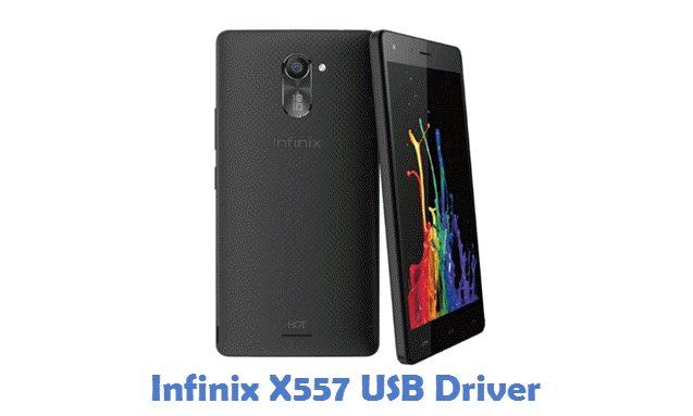 Infinix X557 USB Driver