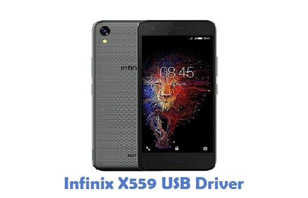 Infinix X559 USB Driver