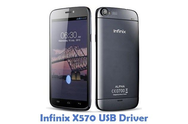 Infinix X570 USB Driver