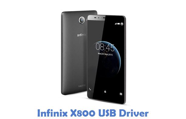 Infinix X800 USB Driver