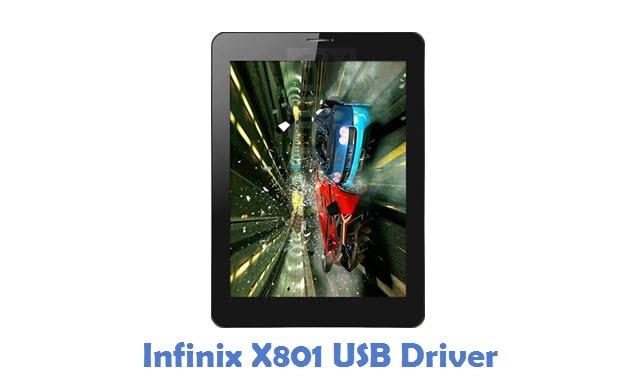 Infinix X801 USB Driver
