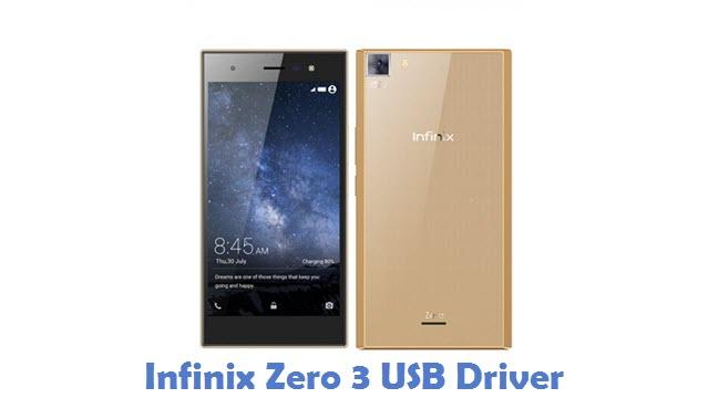Infinix Zero 3 USB Driver