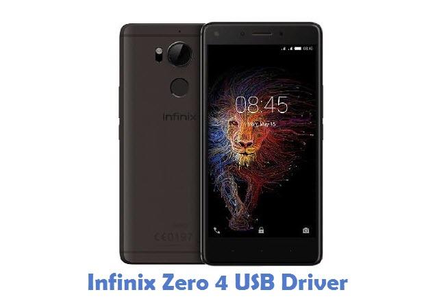 Infinix Zero 4 USB Driver
