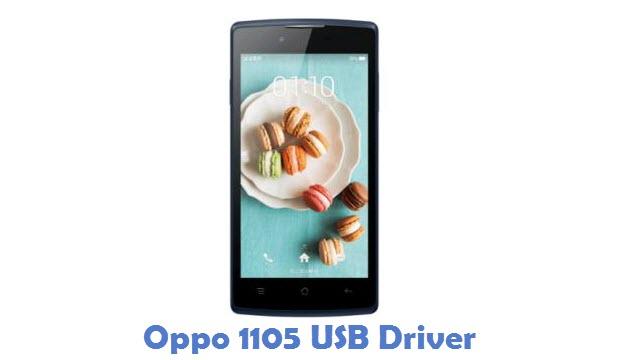 Oppo 1105 USB Driver