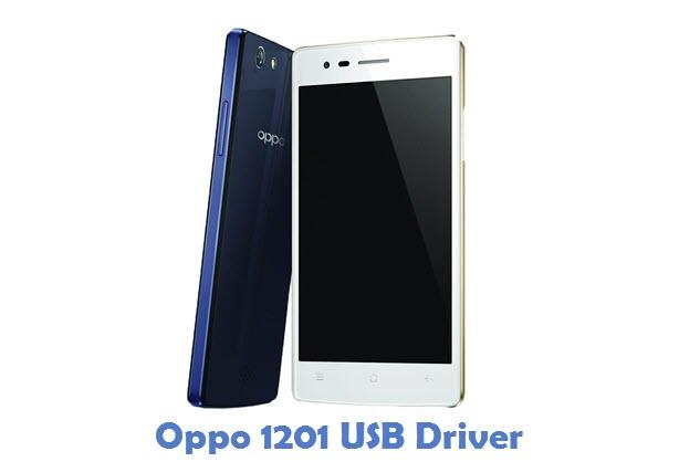Oppo 1201 USB Driver
