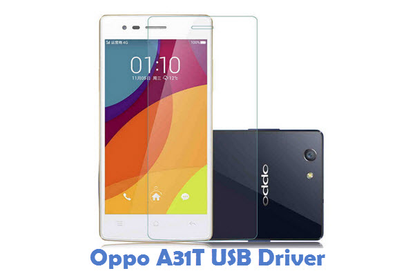 Oppo A31T USB Driver