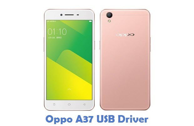 Oppo A37 USB Driver