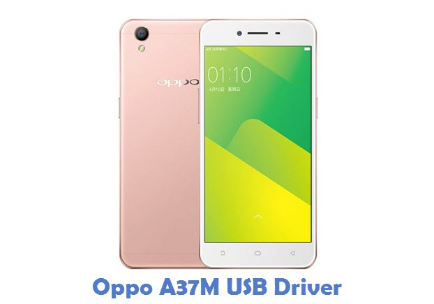 Oppo A37M USB Driver