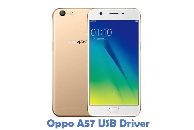 Oppo A57 USB Driver
