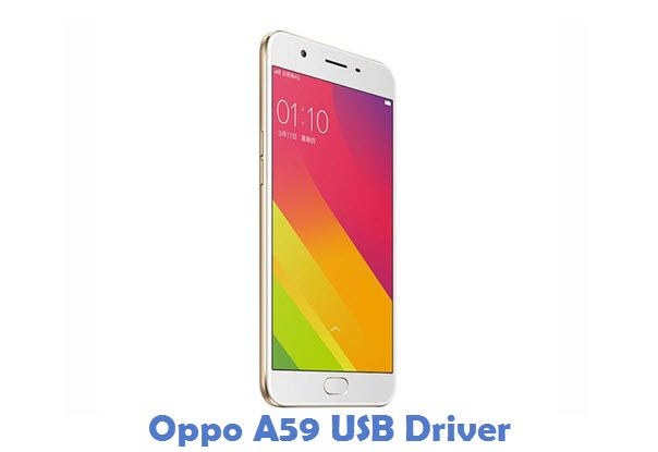 Oppo A59 USB Driver