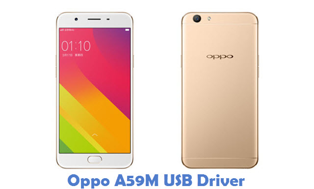 Oppo A59M USB Driver