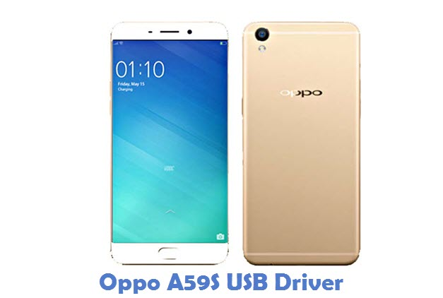 Oppo A59S USB Driver
