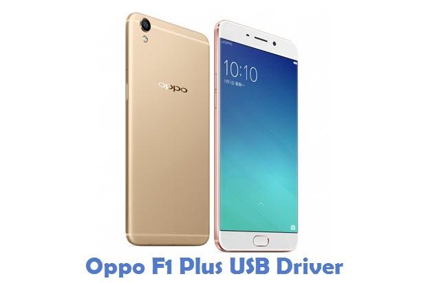 Oppo F1 Plus USB Driver