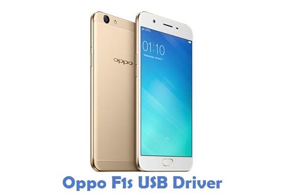 Oppo F1s USB Driver