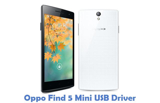 Oppo Find 5 Mini USB Driver