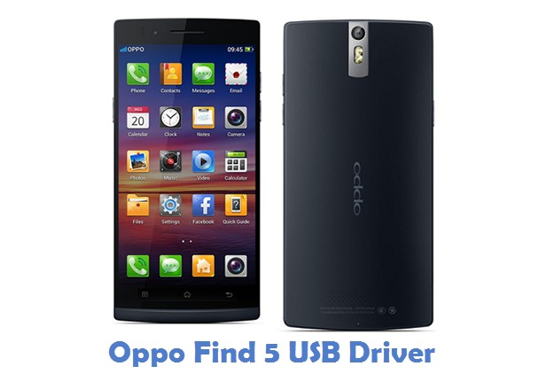 Oppo Find 5 USB Driver