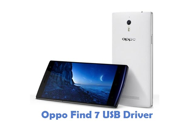 Oppo Find 7 USB Driver