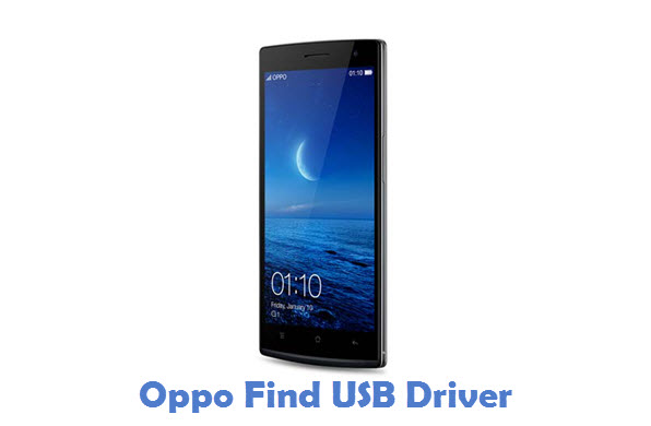 Oppo Find USB Driver