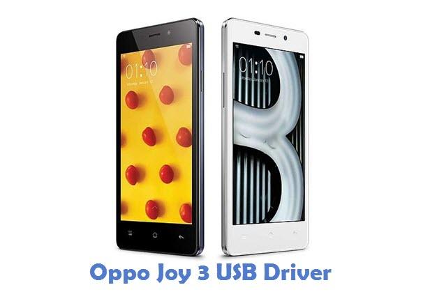 Oppo Joy 3 USB Driver