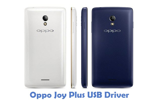 Oppo Joy Plus USB Driver