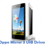 Oppo Mirror 3 USB Driver