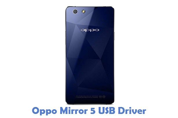 Oppo Mirror 5 USB Driver