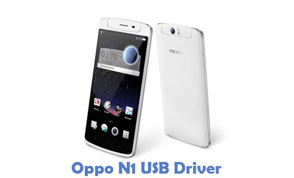 Oppo N1 USB Driver