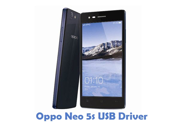 Oppo Neo 5s USB Driver