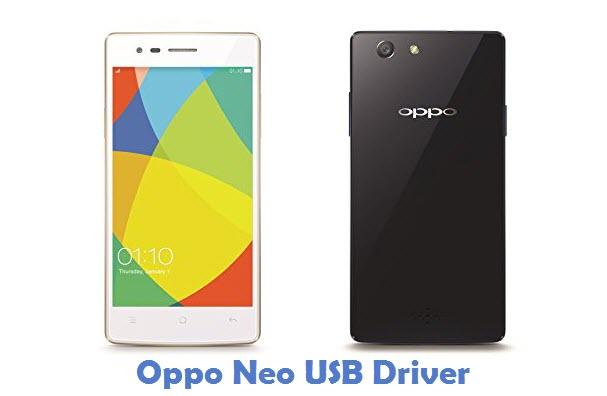 Oppo Neo USB Driver