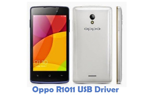 Oppo R1011 USB Driver
