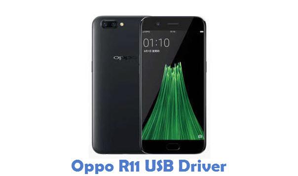 Oppo R11 USB Driver