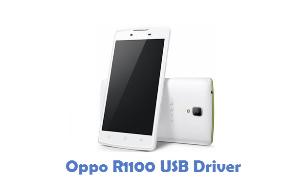 Oppo R1100 USB Driver