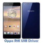 Oppo R1K USB Driver