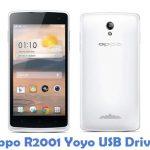 Oppo R2001 Yoyo USB Driver