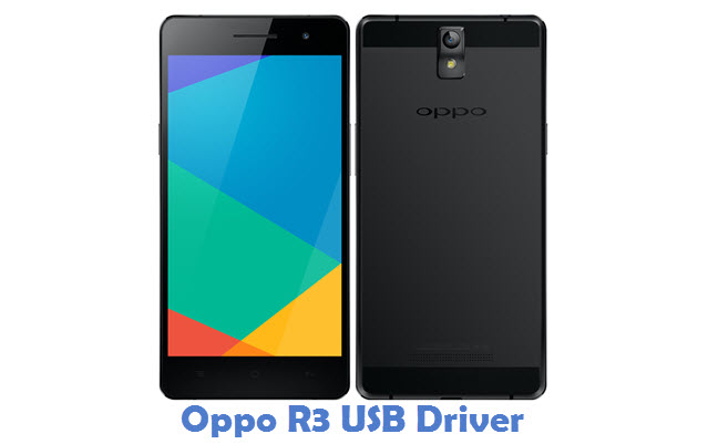 Oppo R3 USB Driver
