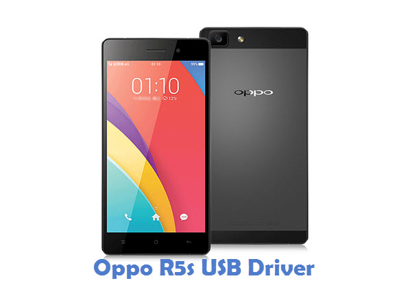 Oppo R5s USB Driver