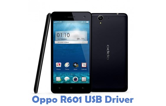 Oppo R601 USB Driver