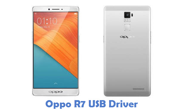 Oppo R7 USB Driver