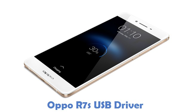 Oppo R7s USB Driver