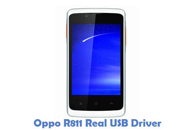 Oppo R811 Real USB Driver