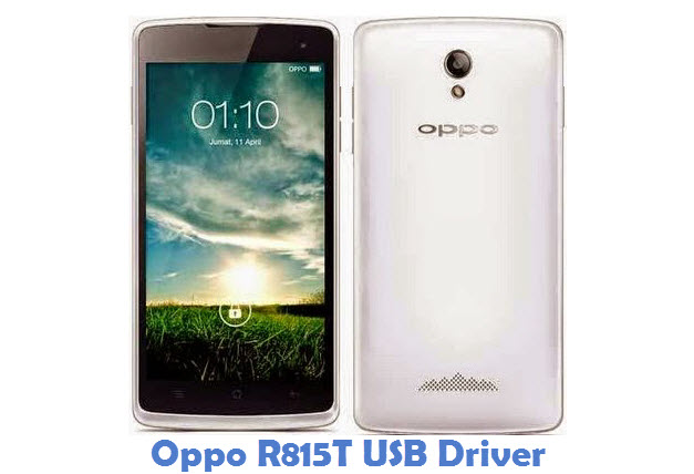 Oppo R815T USB Driver