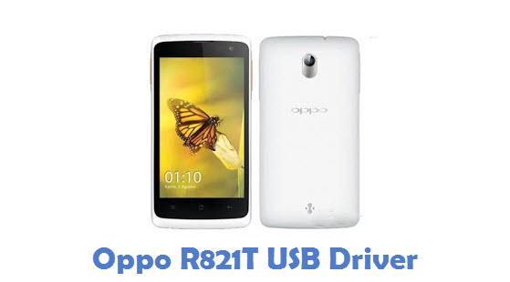 Oppo R821T USB Driver