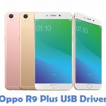 Oppo R9 Plus USB Driver