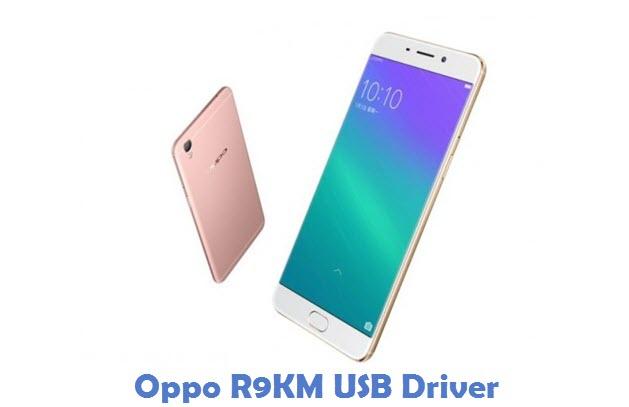 Oppo R9KM USB Driver