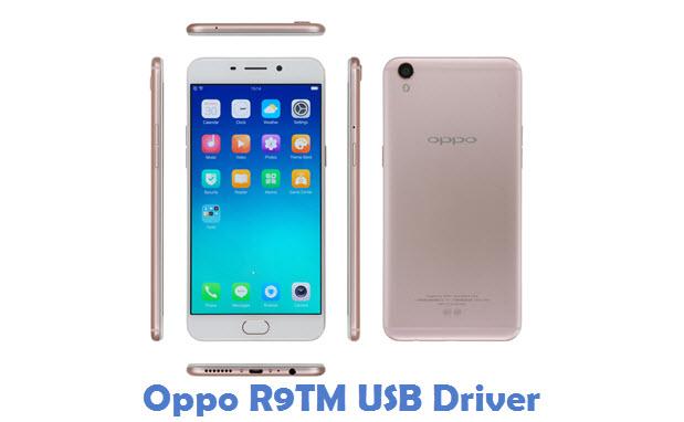 Oppo R9TM USB Driver