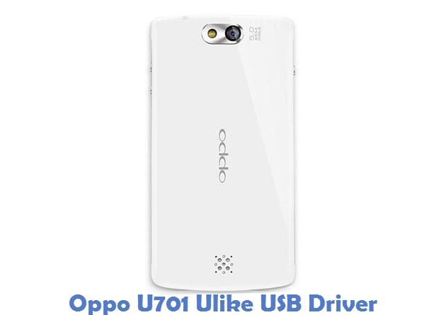 Oppo U701 Ulike USB Driver