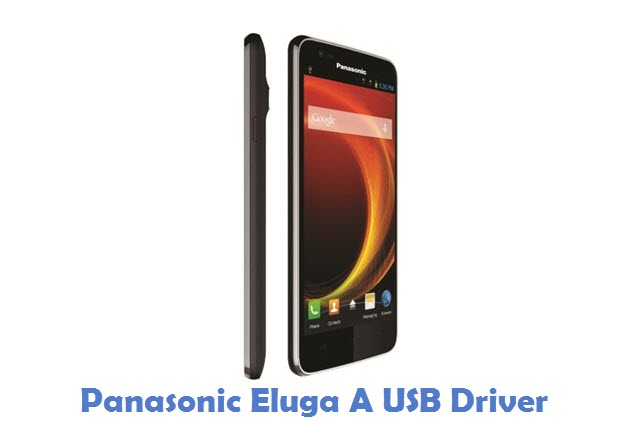 Panasonic Eluga A USB Driver